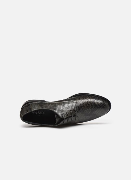 Zapatos con cordones Anaki OPHELIA Negro vista lateral izquierda