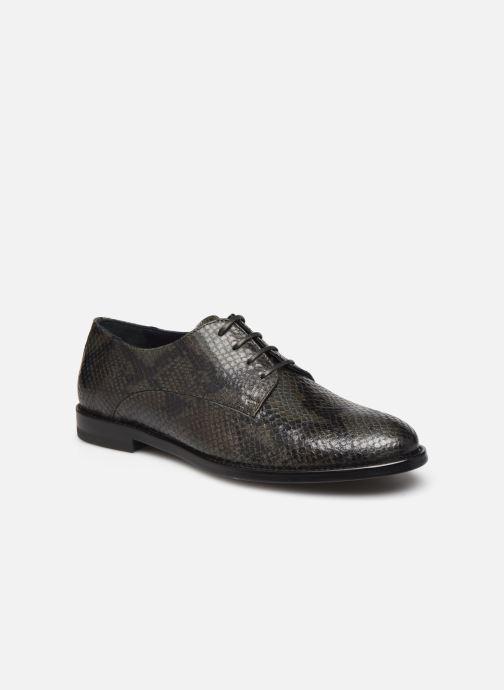 Zapatos con cordones Anaki OPHELIA Negro vista de detalle / par