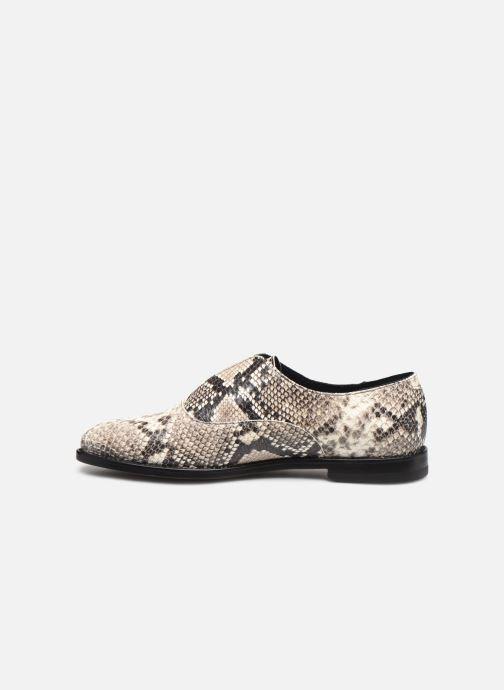 Chaussures à lacets Anaki OTTO Blanc vue face