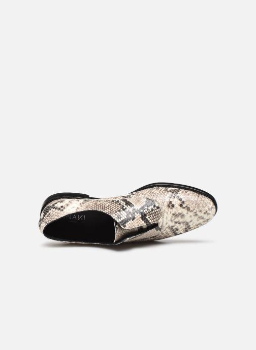 Chaussures à lacets Anaki OTTO Blanc vue gauche
