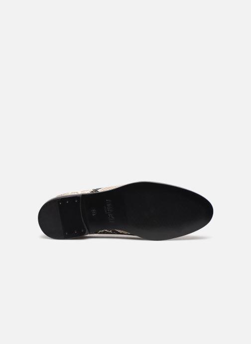 Chaussures à lacets Anaki OTTO Blanc vue haut