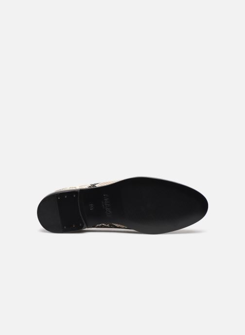 Zapatos con cordones Anaki OTTO Blanco vista de arriba
