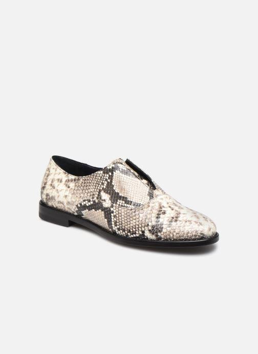 Chaussures à lacets Anaki OTTO Blanc vue détail/paire
