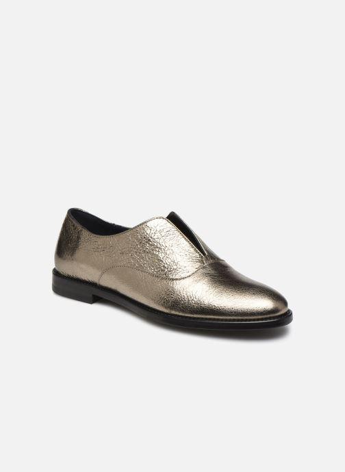 Zapatos con cordones Anaki OTTO Oro y bronce vista de detalle / par