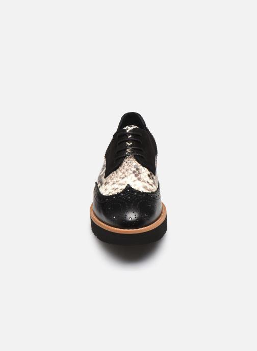 Chaussures à lacets Anaki OZZY Noir vue portées chaussures