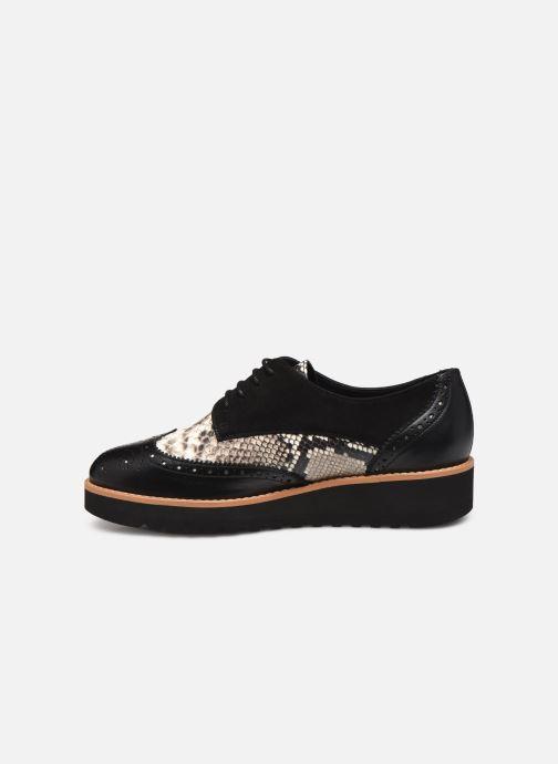 Chaussures à lacets Anaki OZZY Noir vue face