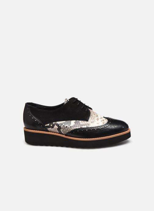 Chaussures à lacets Anaki OZZY Noir vue derrière