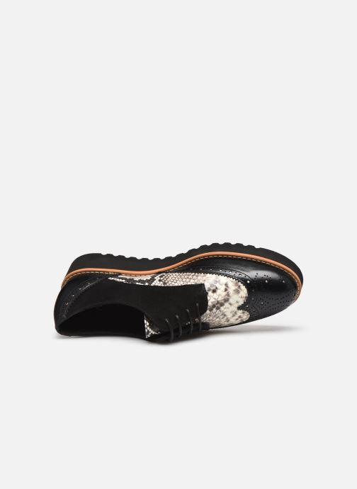 Chaussures à lacets Anaki OZZY Noir vue gauche
