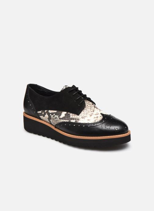 Chaussures à lacets Anaki OZZY Noir vue détail/paire