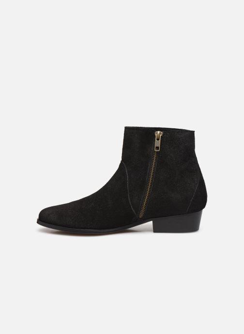 Bottines et boots Anaki TARA Noir vue face