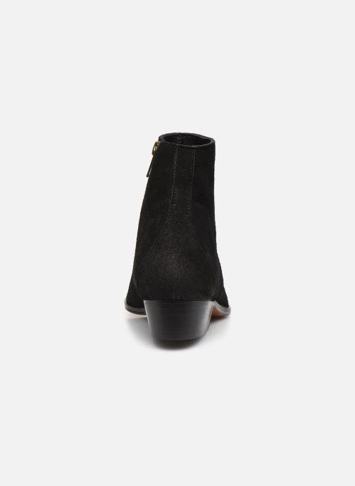 Bottines et boots Anaki TARA Noir vue droite
