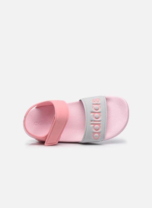 Sandalen adidas performance Adilette Sandal K Roze links