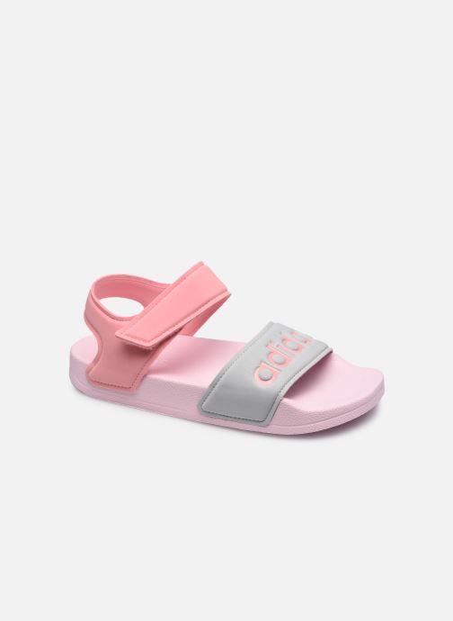 Sandalen adidas performance Adilette Sandal K Roze detail