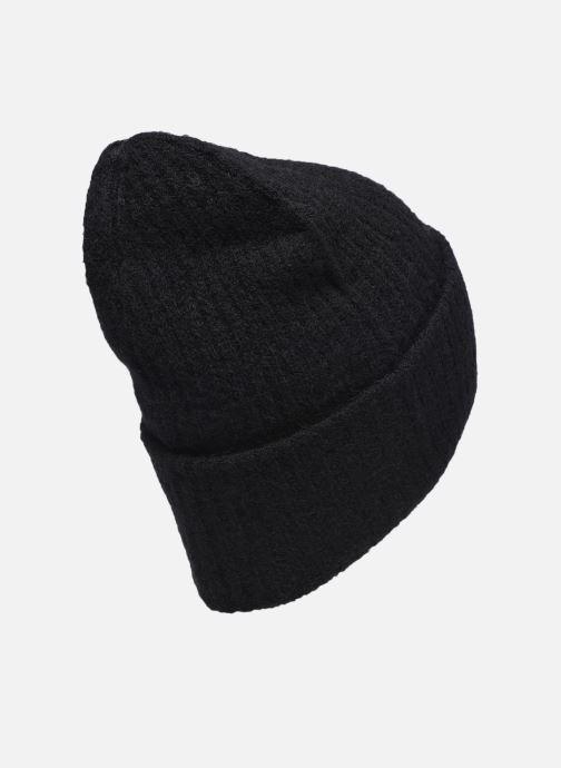 Bonnets Pieces BANA BOWL HOOD Noir vue portées chaussures