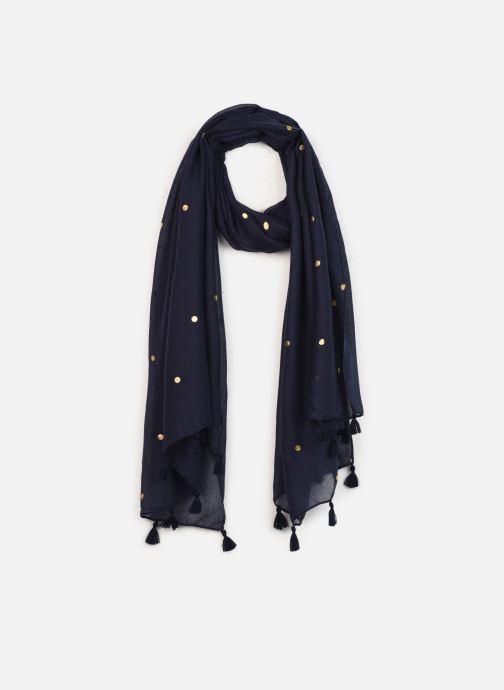 Echarpes et Foulards Pieces LIMONADE SCARF Bleu vue détail/paire