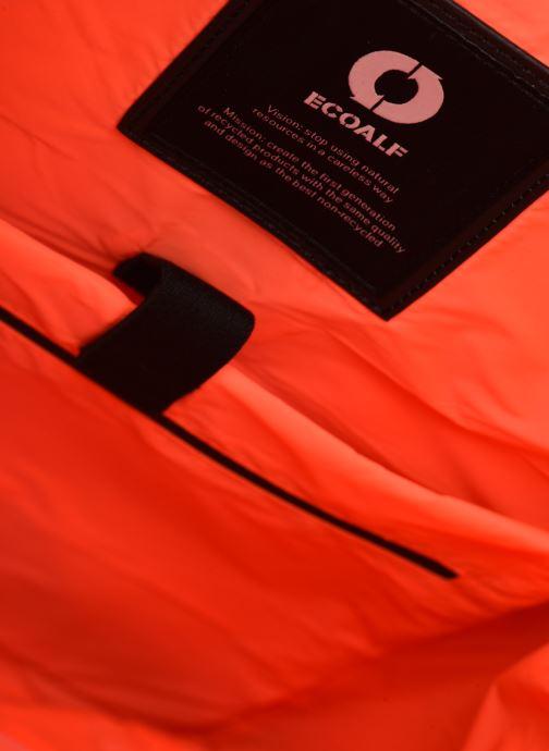 Rucksäcke ECOALF SKOPIE BACKPACK schwarz ansicht von hinten