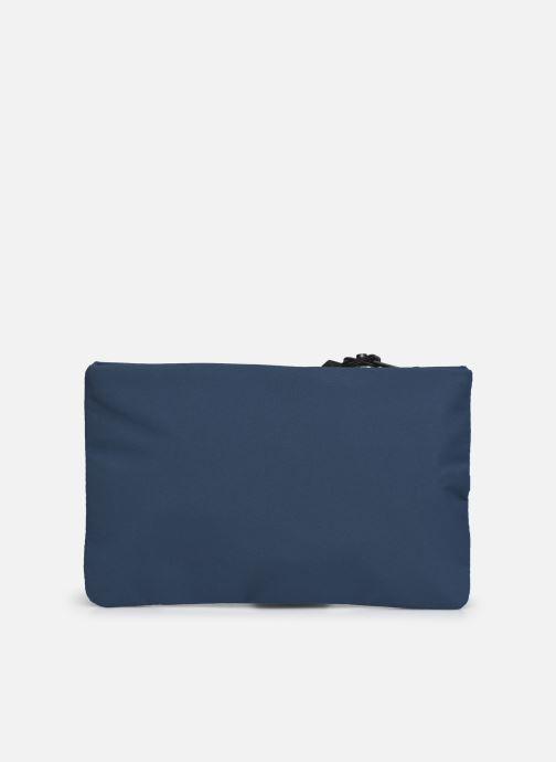 Portemonnaies & Clutches ECOALF LUPITA CLUTCH W MESSAGE blau ansicht von vorne