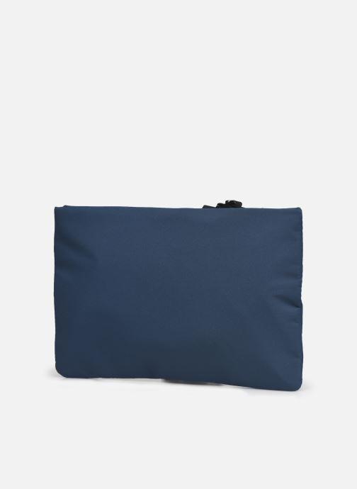 Portemonnaies & Clutches ECOALF LUPITA CLUTCH W MESSAGE blau ansicht von rechts