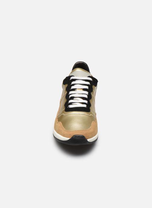Sneakers Piola Vida Goud en brons model