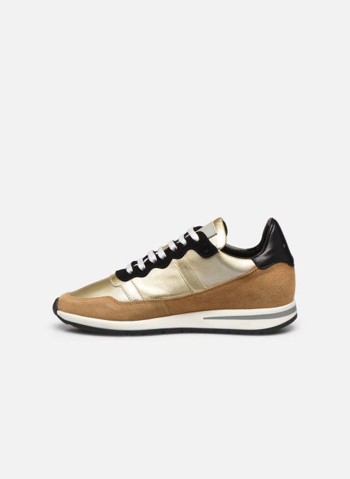Sneakers Piola Vida Goud en brons voorkant