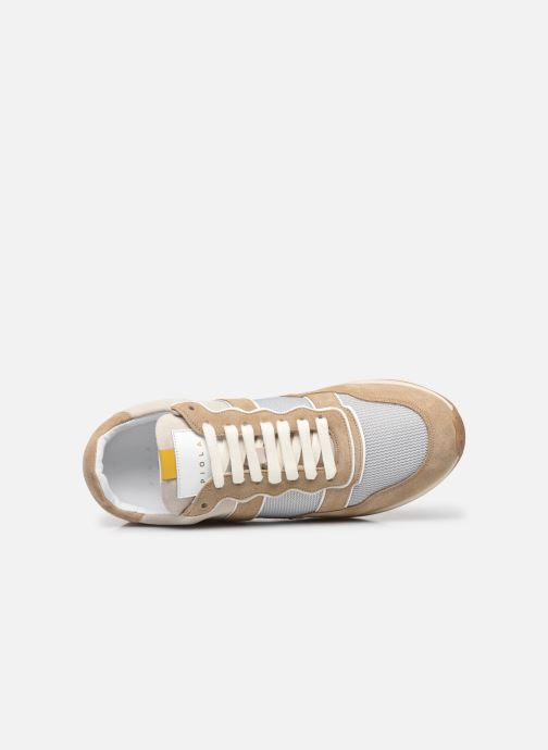 Sneakers Piola Vida Beige links