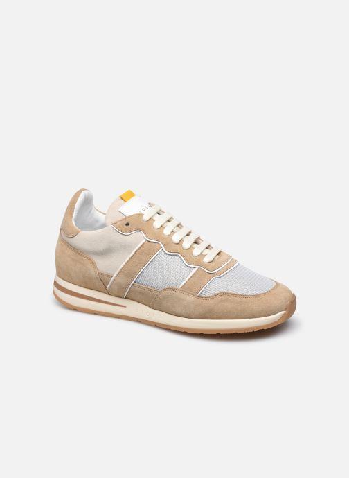 Sneakers Piola Vida Beige detail