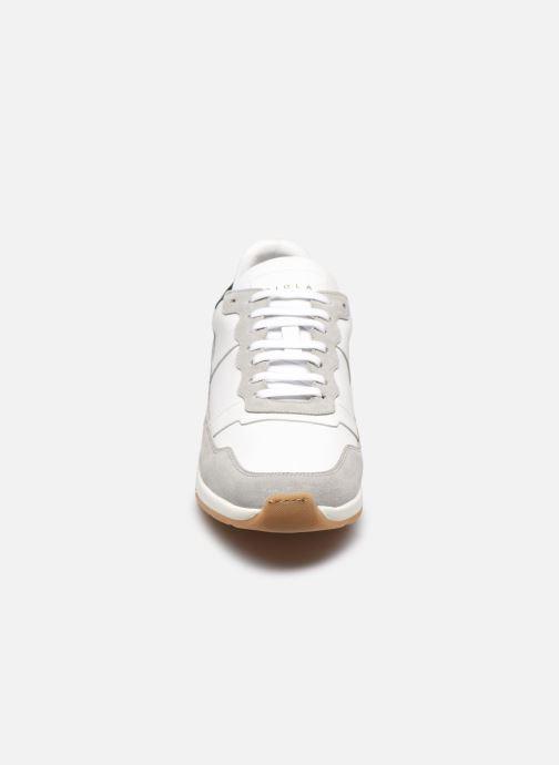 Sneaker Piola Vida grau schuhe getragen