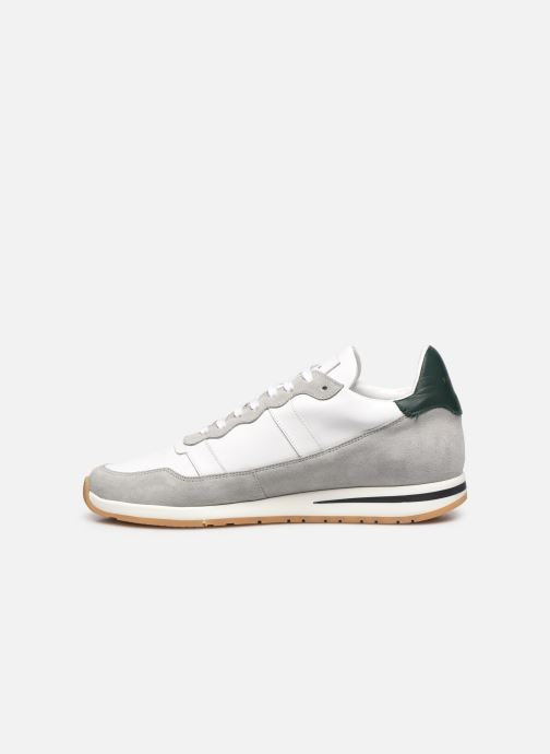 Sneaker Piola Vida grau ansicht von vorne