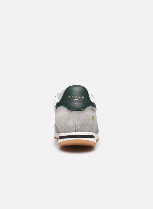 Sneaker Piola Vida grau ansicht von rechts