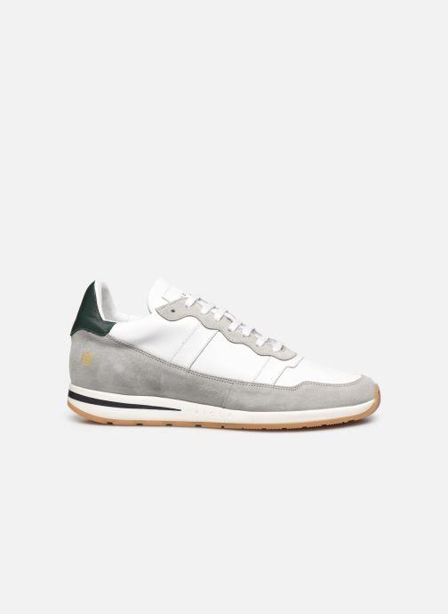 Sneaker Piola Vida grau ansicht von hinten