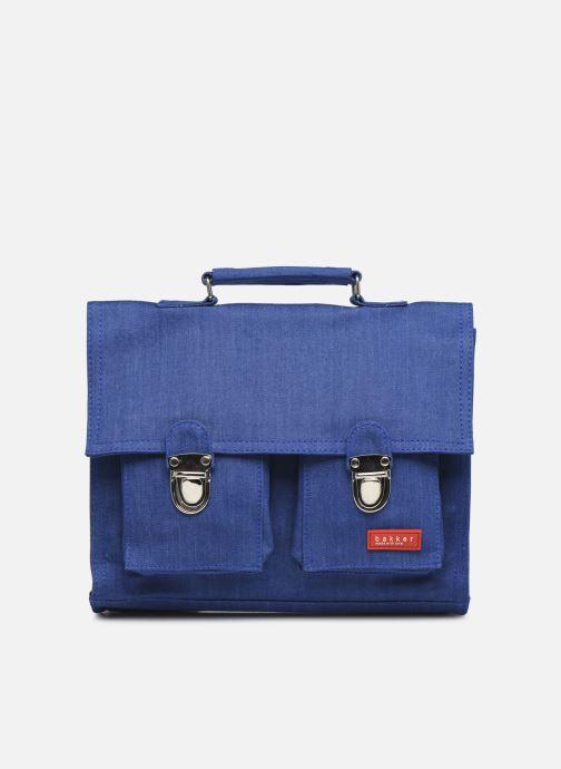 Schulzubehör Bakker Made With Love CARTABLE MINI BRETELLES jean blau detaillierte ansicht/modell