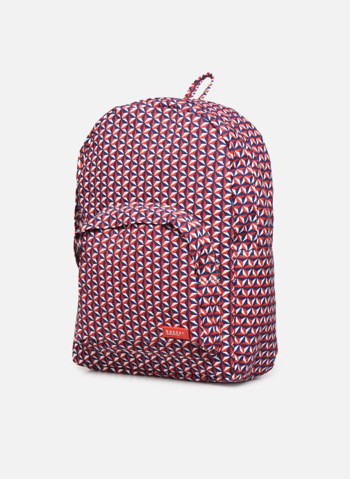 Scolaire Bakker Made With Love BACKPACK GRAND canvas bakker Multicolore vue portées chaussures