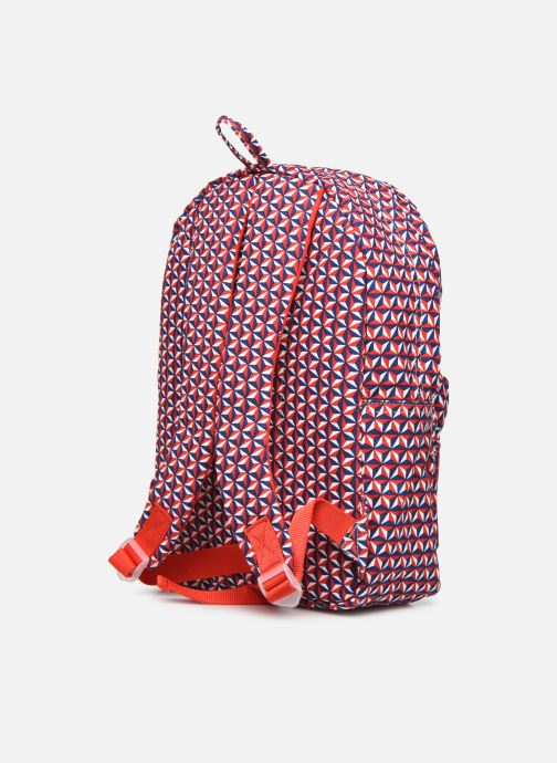Scolaire Bakker Made With Love BACKPACK GRAND canvas bakker Multicolore vue droite