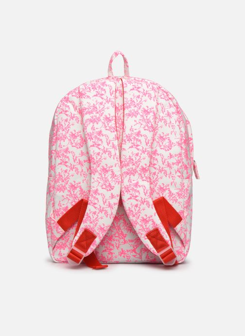 Per la scuola Bakker Made With Love BACKPACK GRAND canvas bakker Rosa immagine frontale