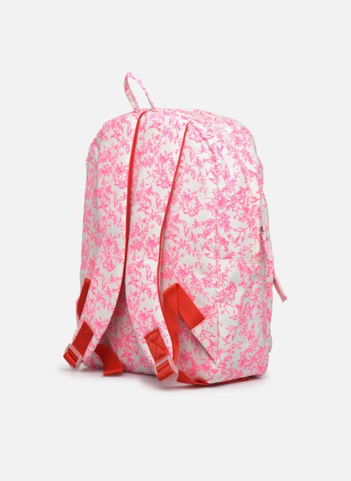 Schooltassen Bakker Made With Love BACKPACK GRAND canvas bakker Roze rechts