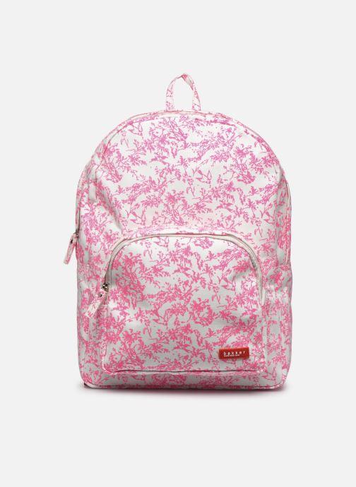 Schooltassen Bakker Made With Love BACKPACK GRAND canvas bakker Roze detail