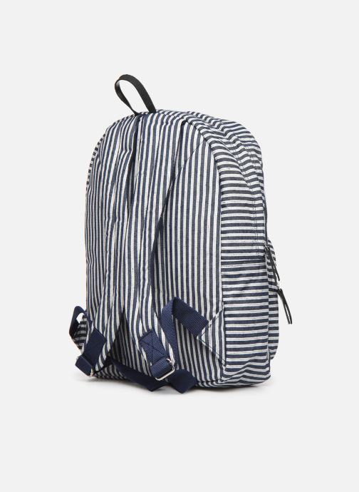 Scolaire Bakker Made With Love BACKPACK GRAND jean Bleu vue droite