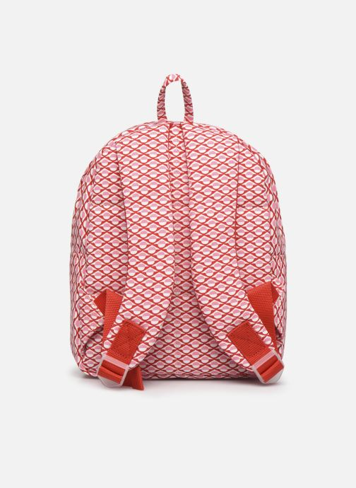 Scolaire Bakker Made With Love BACKPACK MINI canvas bakker Rose vue face