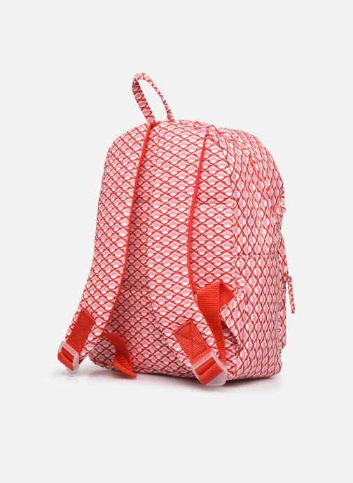 Scolaire Bakker Made With Love BACKPACK MINI canvas bakker Rose vue droite