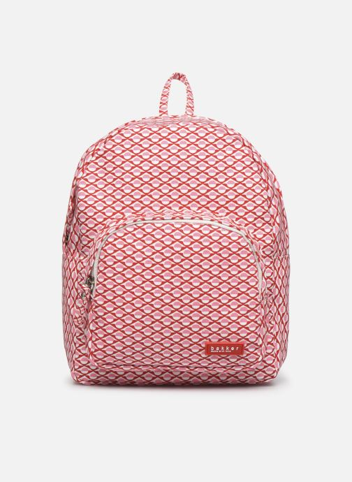 Scolaire Bakker Made With Love BACKPACK MINI canvas bakker Rose vue détail/paire