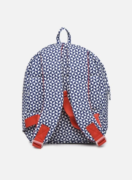 Scolaire Bakker Made With Love BACKPACK MINI canvas bakker Bleu vue face