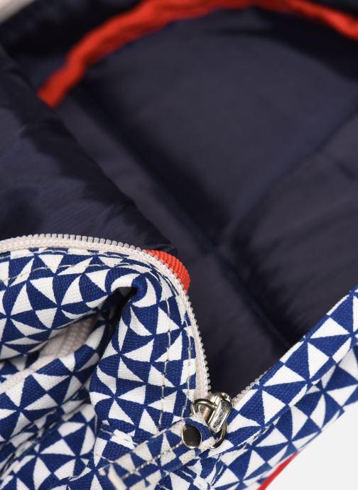 Scolaire Bakker Made With Love BACKPACK MINI canvas bakker Bleu vue derrière