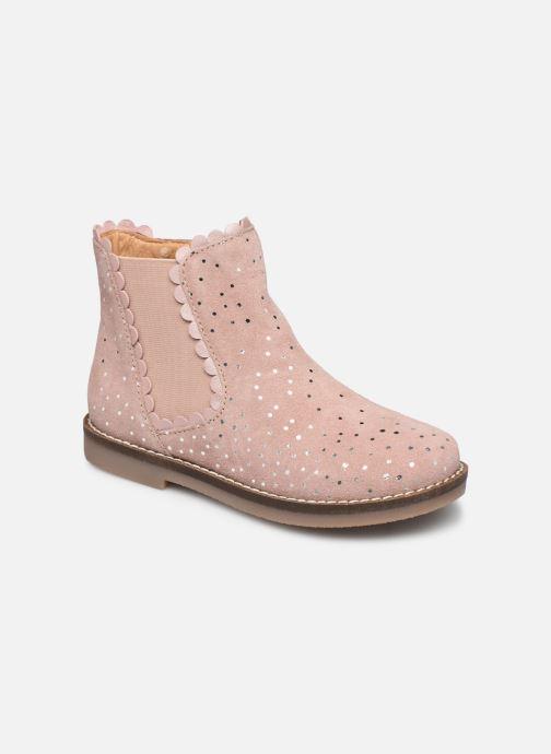 Stiefeletten & Boots Rose et Martin KELCY LEATHER 2 rosa detaillierte ansicht/modell
