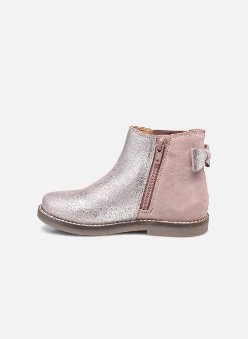 Stiefeletten & Boots Rose et Martin KERBILLE LEATHER 2 rosa ansicht von vorne