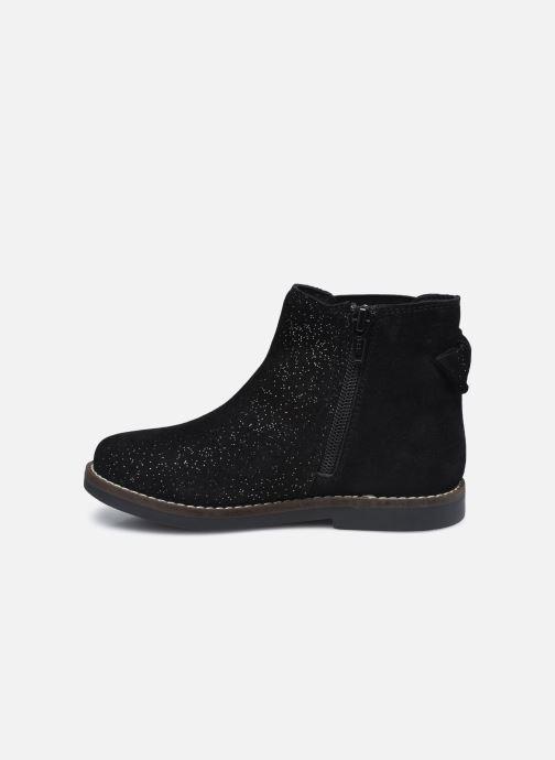 Boots en enkellaarsjes Rose et Martin KERBILLE LEATHER 2 Zwart voorkant