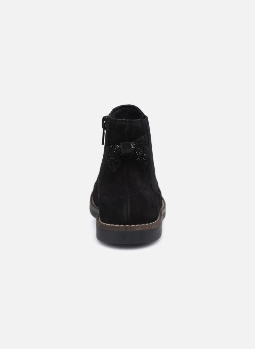 Boots en enkellaarsjes Rose et Martin KERBILLE LEATHER 2 Zwart rechts