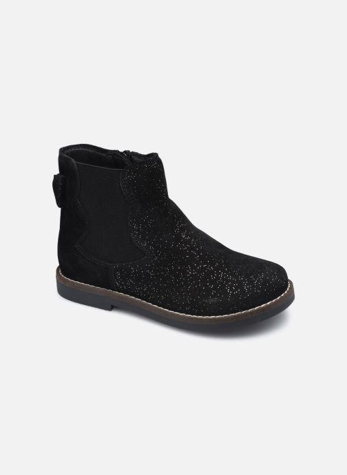 Bottines et boots Rose et Martin KERBILLE LEATHER 2 Noir vue détail/paire