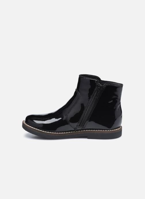 Bottines et boots Rose et Martin KEIZA LEATHER 2 Noir vue face