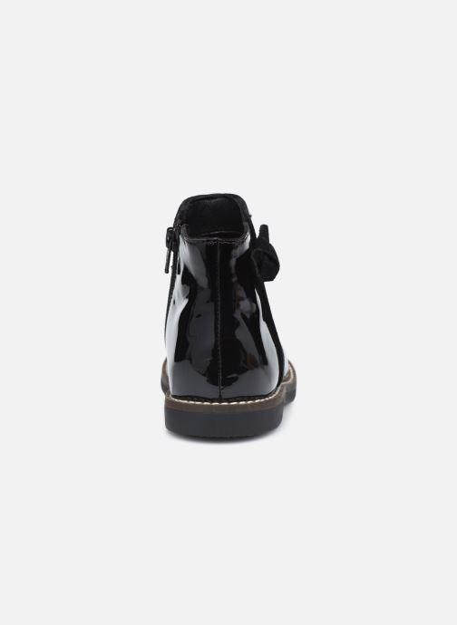Bottines et boots Rose et Martin KEIZA LEATHER 2 Noir vue droite