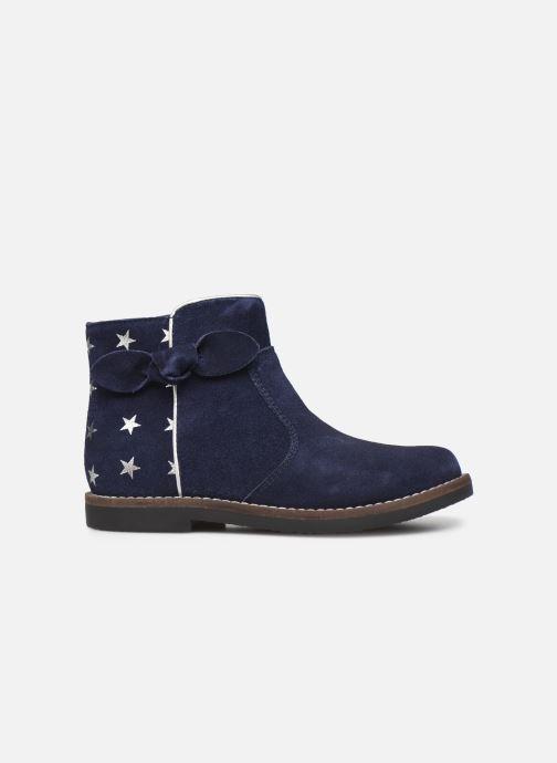Bottines et boots Rose et Martin KEIZA LEATHER 2 Bleu vue derrière